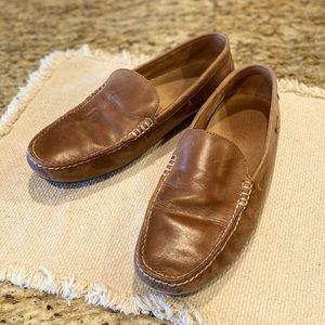 POLO Ralph Lauren Woodley Venetian Driver Loafers